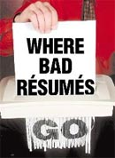 Top 10 Resume Blunders Take It Personelly