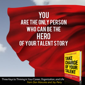 Guest Post: Be The Hero Of Your Talent Story!