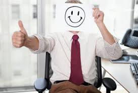 happy employee