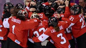 cdn womens hockey team