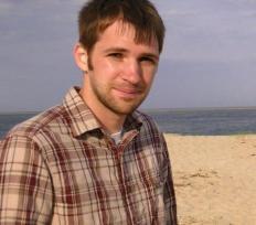 Scott Huntington Bio Pic