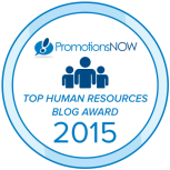 Promotions Now Top Human Resources Blog Award 2015