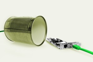 canned phone