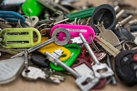 Group of Keys-Lost keys