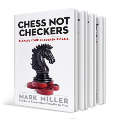 chess not checkers book