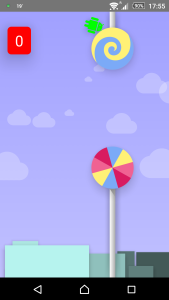 Xperia Z3 Android Lollipop Hidden Game