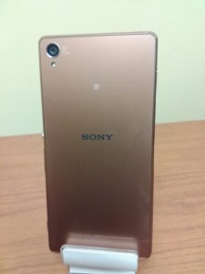 Sony Xperia Back Z3 Take It Personel-ly