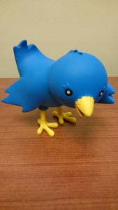 Sony Xperia Z3 Indoor Twitter Bird Take It Personel-ly
