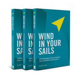 Wind In Your Sails - Take It Personel-ly Blog