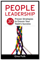 People Leadership Book Cover