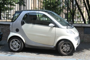 Picture of a Smart Car