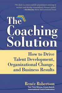 The Coaching Solution Book Cover
