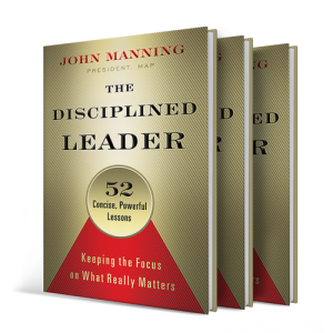 The Disciplined Leader Book Cover Picture