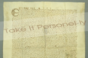 © Chapter of Durham Cathedral - Magna Carta Scan, Take It Personel-ly