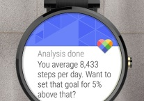 Moto 360 Moto Body Evaluates Activity