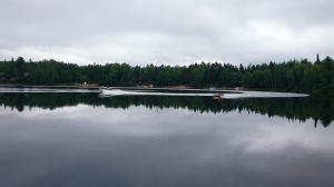 Boating on the Lake taken with the Xperia Z3