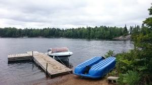 Lake photo taken with the Xperia Z3