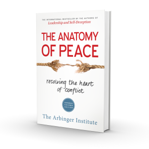 The Anatomy Of Peace Book Cover