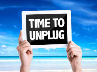 Take Time To Unplug (Not My Usual Post) - Take It Personel-ly