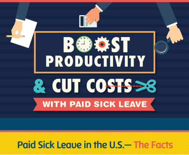 Boost Productivity & Cut Costs With Paid Sick Leave, Take It Personel-ly