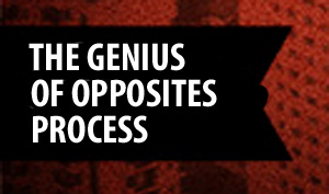 Genius of Opposites ABCDE Process
