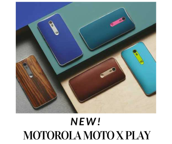 All New Motorola Moto X Play