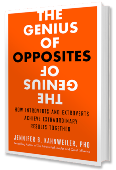 The Genius Of Opposites Interview With Author Jennifer