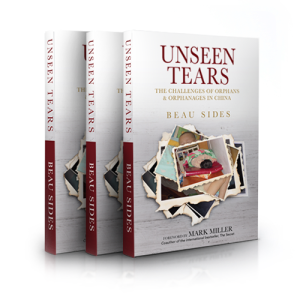 Unseen Tears Book Cover
