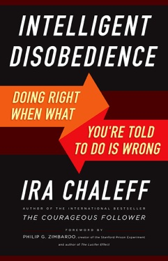 Intelligent Disobedience Book Cover