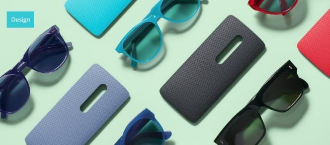 Motorola X Play Design