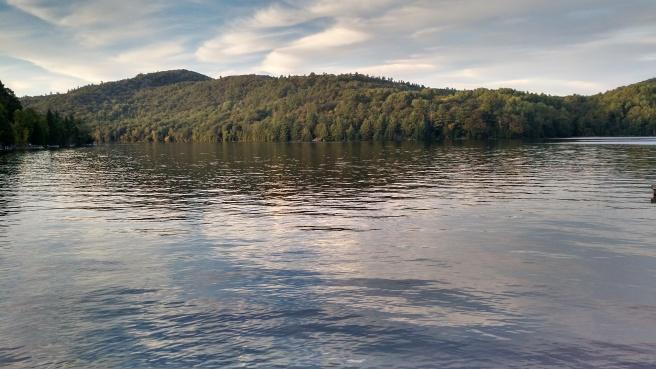 Gatineau River taken with the Moto X 2014