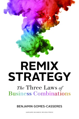 Remix Strategy Book Cover