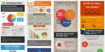 Visme Shareable Infographics