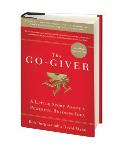 The Go-Giver Expanded Edition Book Cover