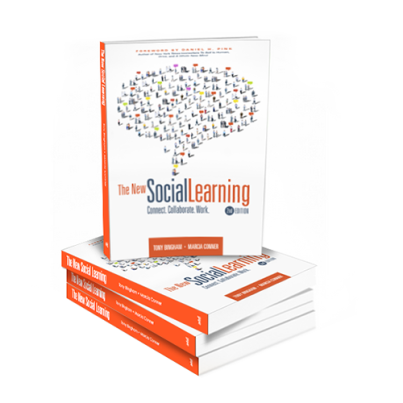 The New Social Learning Book Cover