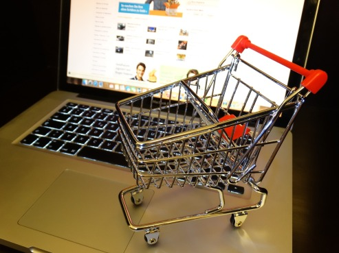 Puchasing online and abandonned cart syndrome
