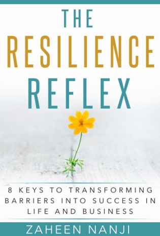 The Resilience Reflex Book Cover