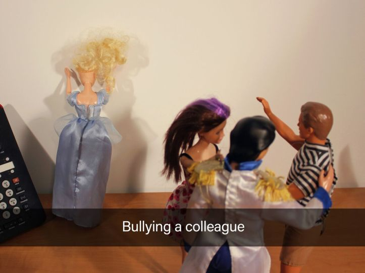 Bullying A Colleague