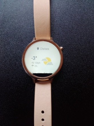 Motorola Moto 360 2nd Gen Display