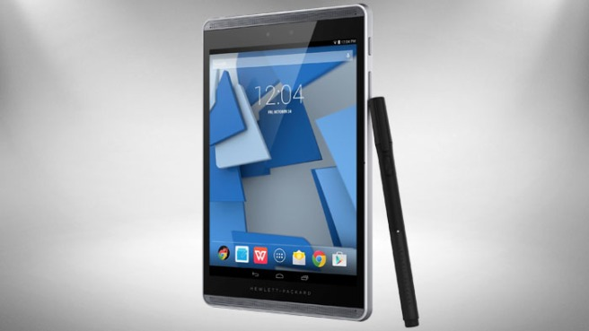 HP Pro Slate 8 Tablet Review - Business Tablet