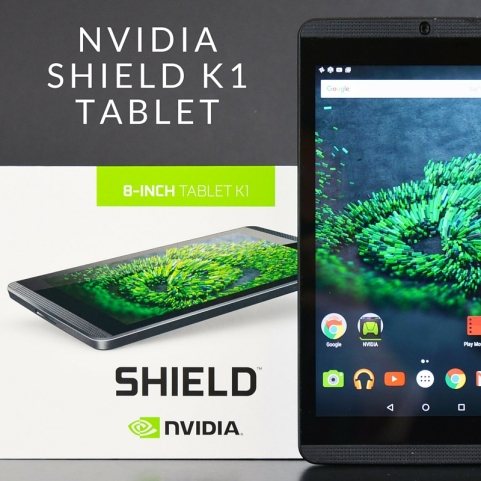 Nvidia Shiled K1 Tablet - Not Just For Gamers, Great For Business Too!