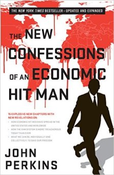 The New Confessions of an Economic Hit Man Book Cover
