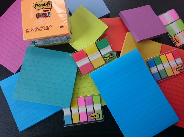 5 Tips For Improving Office Organization & Productivity With Post-it® Products and Infographic