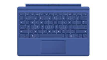Microsoft Surface Pro 4 Review - Type Cover