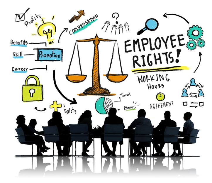 How To Fight For Your Rights As An Employee - Take It Personel-ly