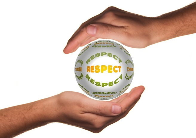 Respect Is Not A Given