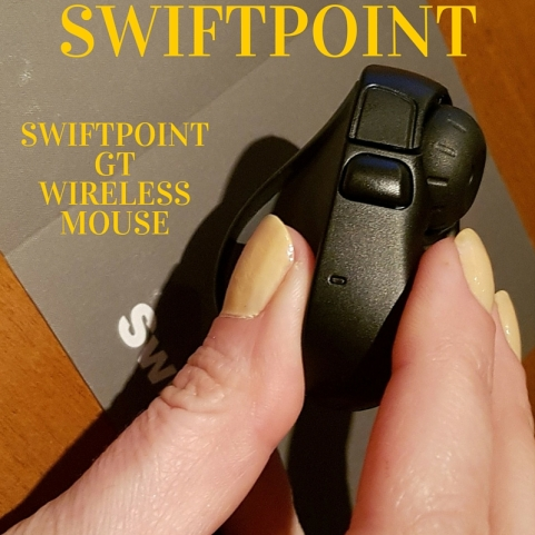 Swiftpoint GT: The Best Travel Mouse Around!