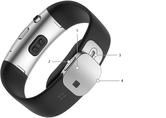 review microsoft band 2 great combination of smartwatch. Black Bedroom Furniture Sets. Home Design Ideas