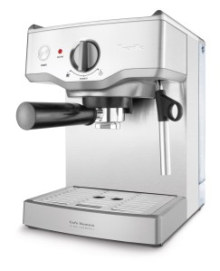 Review: Breville's Café Venezia Espresso Machine - Take It Personel-ly