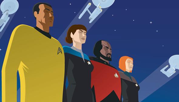 The Star Trek: The Starfleet Academy Experience at CASM